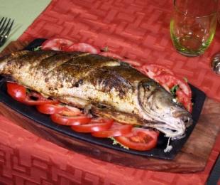 Tandoori Fisk